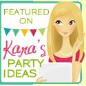 Kara Party Ideas